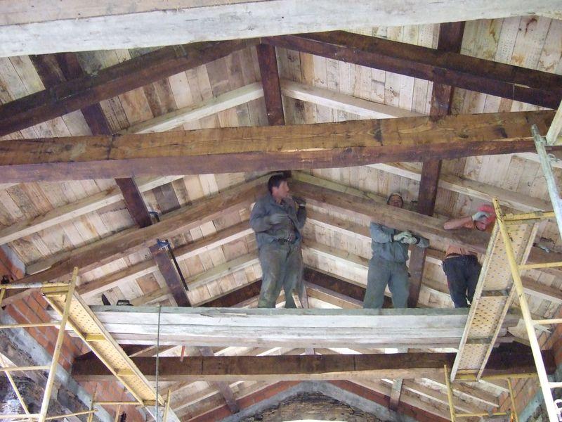 New Granero roof