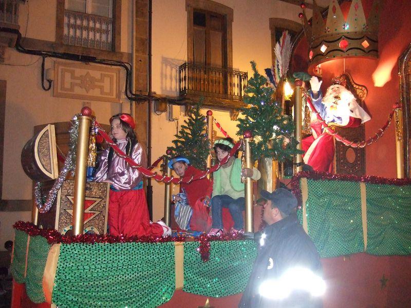 Reyes Magos parade