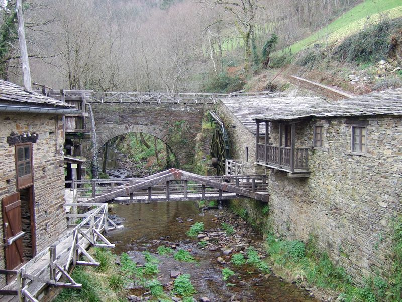 Water Mill at Mazonovo