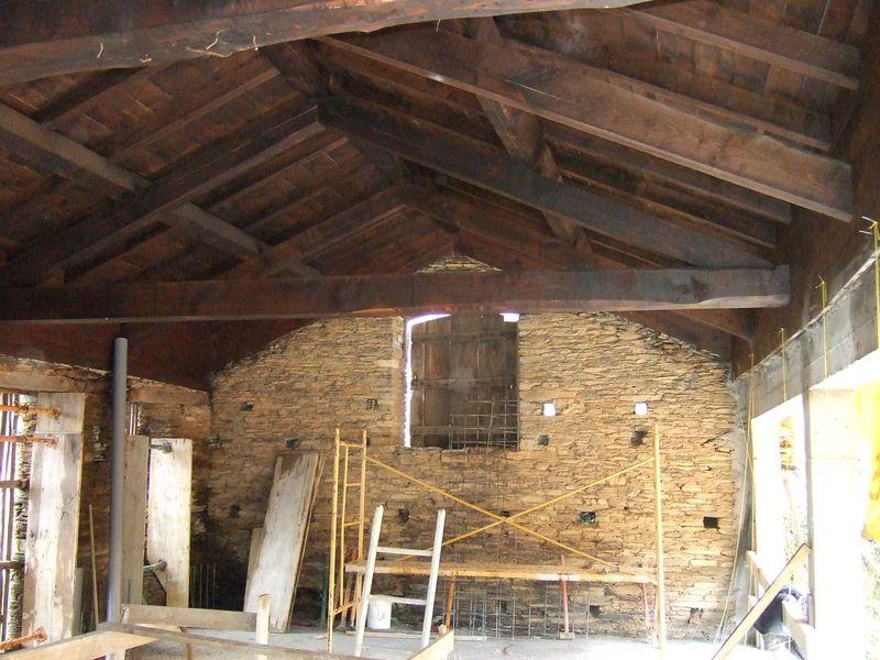 Granero first floor