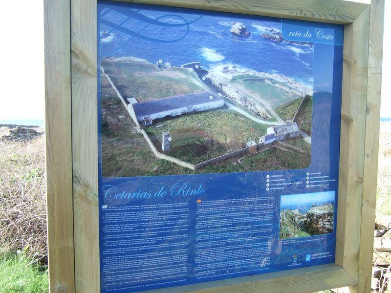 Shellfish Farm, Rinlo