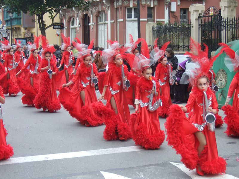 Carnaval charanga - Trajes de carnavales originales ...