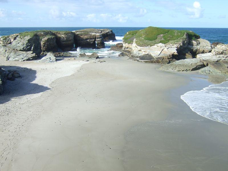 Islas beach
