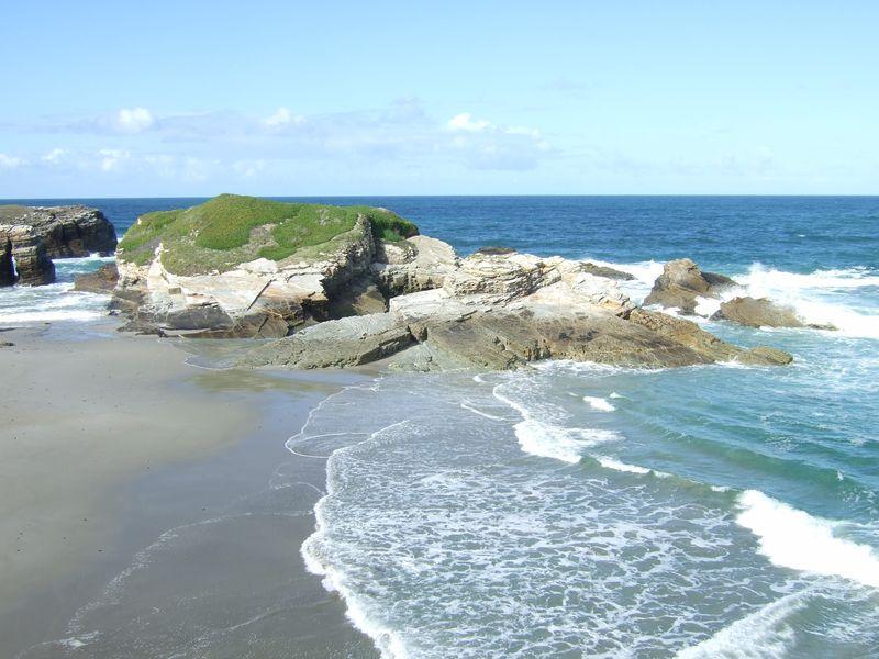 Las Islas beach