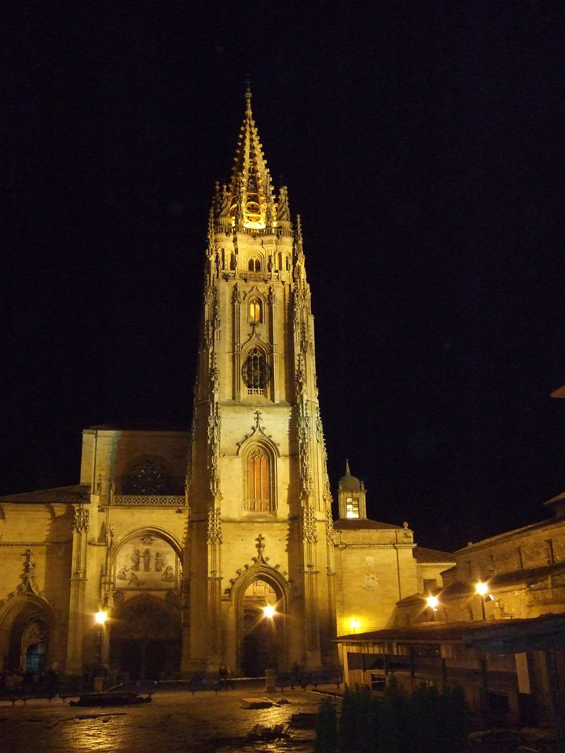 Oviedo - cathedral