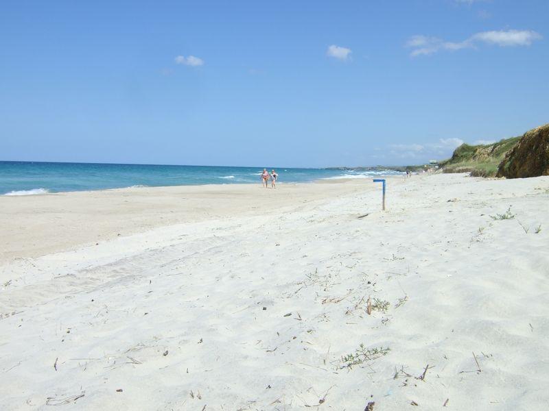 El Coto beach