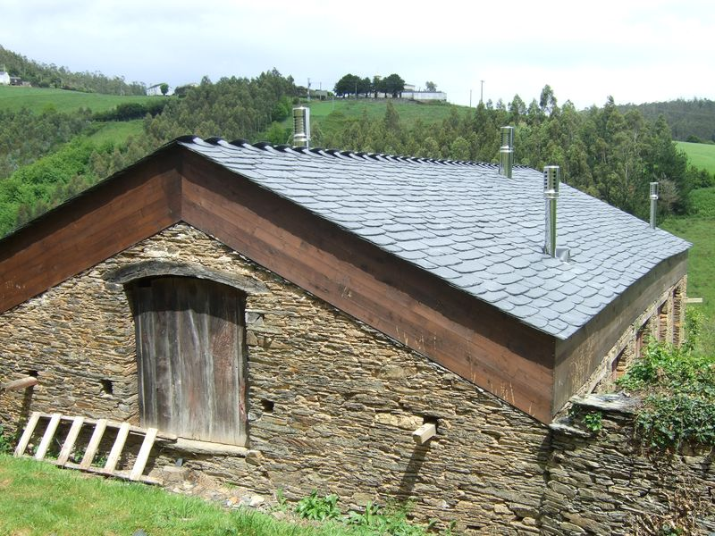 Granero roof