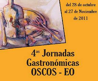 IV Jornadas Gastronómicas Oscos Eo