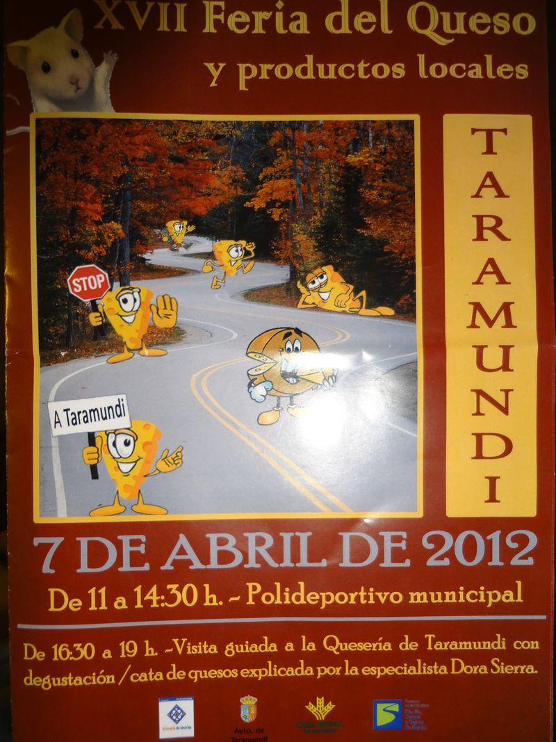 Cheese Fair Taramundi