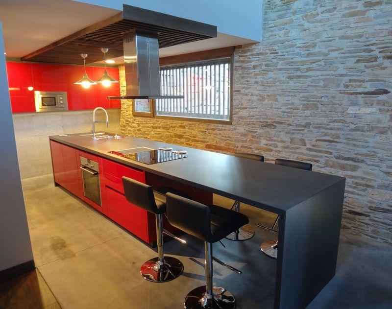Kitchen - Granero del Burro