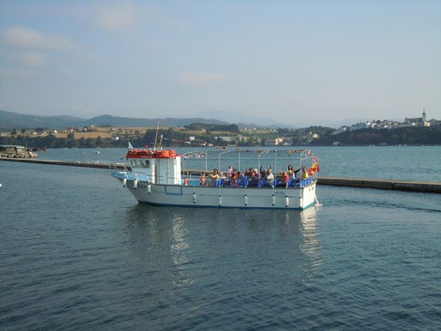 Nuevo barco agamar
