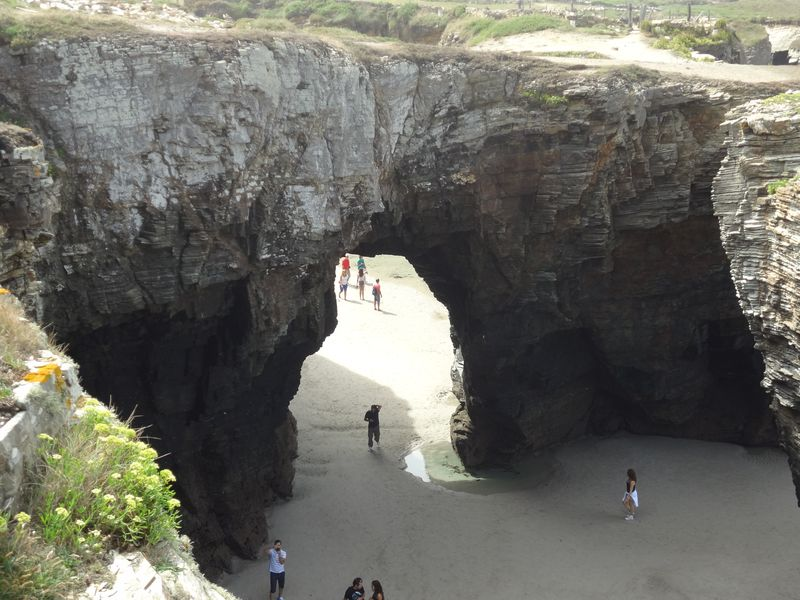 Laas Catedrales arch