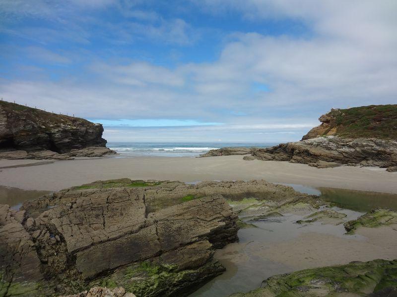 Esteiro beach