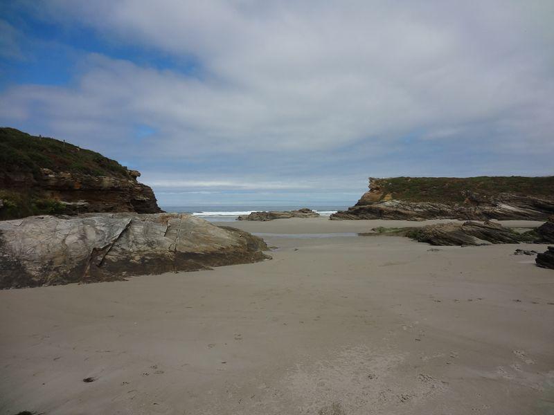 Galician beach