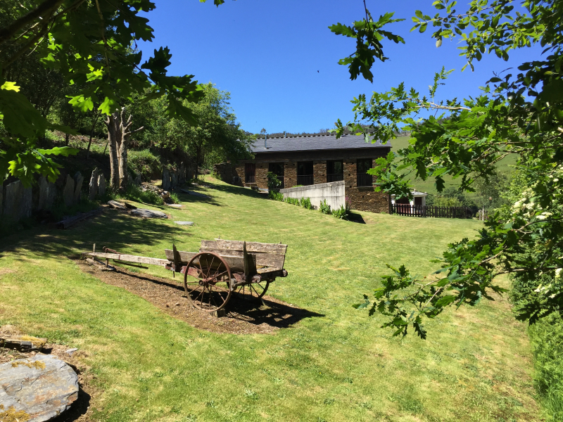Self catering accommodation galicia